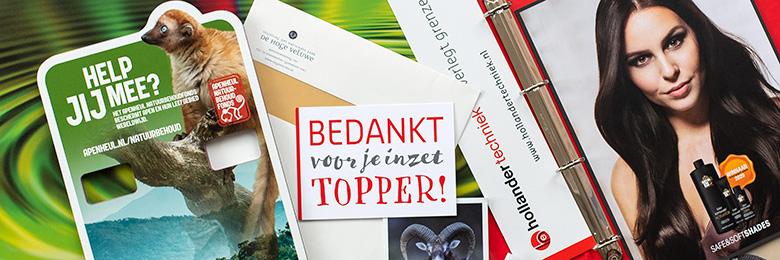 Dijkgraaf Drukkerij in Apeldoorn