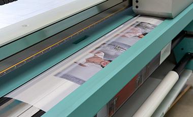 Dijkgraaf drukkerij plotten met Fuji