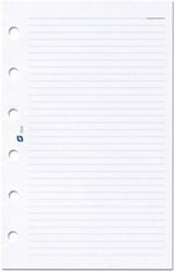 Notitiepapier Succes standard 95x171mm gelijnd wit 100 stuks XT10.