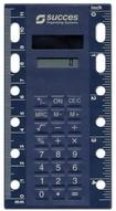 Calculatorliniaal Succes senior/standard/office/A5 XE185.