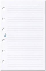 Notitiepapier Succes senior gelijnd wit 100 stuks XS10.