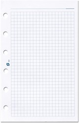Notitiepapier Succes mini 67x104mm geruit wit 100 vel  XM5.