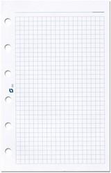 Notitiepapier Succes mini geruit wit 100 vel  XM5.