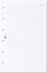 Notitiepapier Succes mini gelijnd wit 100 stuks XM10.