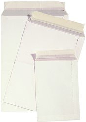 Akte envelop EB4 262x371mm 120 grams wit 250 stuks.