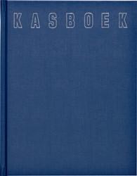 Kasboek Office 205x165mm 192 bladzijden met 1 kolom.