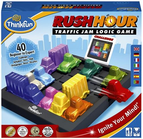 Spel Ravensburger Rush Hour.