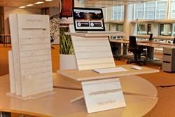 You-Stand Classic - ergonomische tafel standaard voor staand werken.
