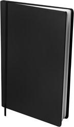 Rekbare boekenkaft Dresz XL solid colours Black.