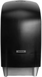 Toiletpapier Dispenser Katrin System zwart 313x154x174mm kunststof.