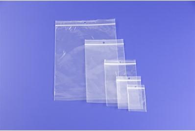 Gripzakje Minigrip met zelfsluitstrip 120x180mm 60 micron 1000 stuks.