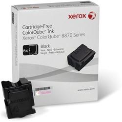 Colorstix  Xerox 108R00957 zwart 6 stuks.