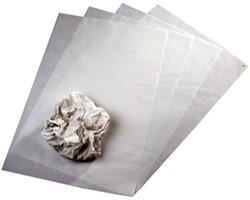 Vloeipapier / zijdevloeipapier 20 grams 37.5 x 50cm 480 vel zuurvrij.