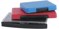 Inktkussen Trodat Printy 4912/P12/P30 rood.