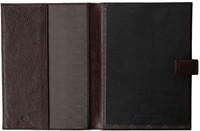 Schrijfmap Succes A4 Fred de La Bretoniere New Classic - omslag leder bruin AB131SF01.-2