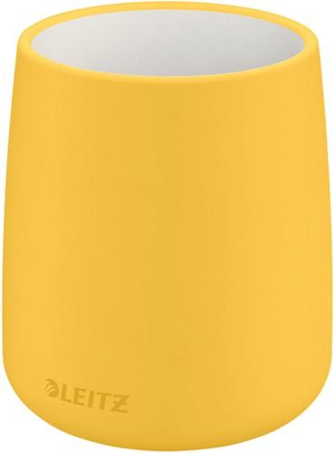Pennenhouder Leitz Cosy geel (53290019).