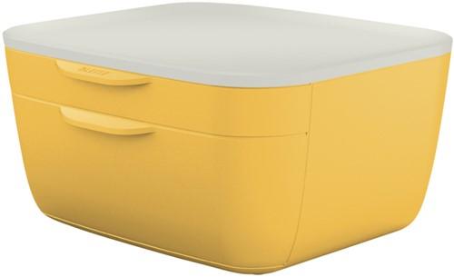 Ladenblok Leitz Cosy 2 laden geel (53570019).