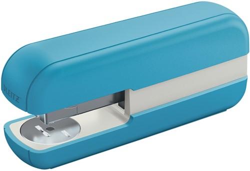 Nietmachine Leitz Cosy blauw 30 vel 24/6 (55670061).