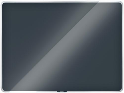 Glasbord Leitz Cosy magnetisch 600x400mm grijs (70420089).