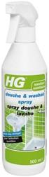 Douche en wasbakspray HG 0.5 liter.