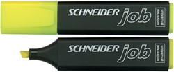 Markeerstift Schneider geel.