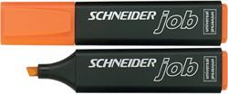 Markeerstift Schneider oranje.