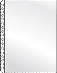 Showtassen Kangaro A5 17-gaats dikte 0.075mm transparant 10 stuks.