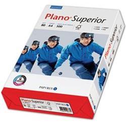 Papier Plano Superior A4 100 grams wit voor universeel gebruik 500 vel.