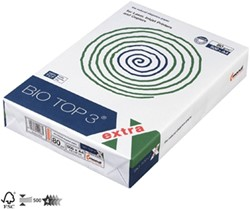 Papier Biotop 3 A4 160 grams Naturel 250 vel.