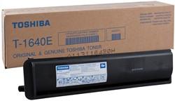 Toner Toshiba T-1640E zwart.