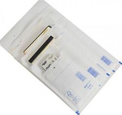 Luchtkussen enveloppen Arofol nr. 1 wit binnenmaat: 95x165mm buitenmaat: 120x175mm.