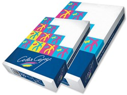 Papier Colorcopy glossy 2 zijdig A3 135 grams wit 250 vel.