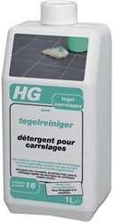 Vloerreiniger HG voor tegels 1 liter.