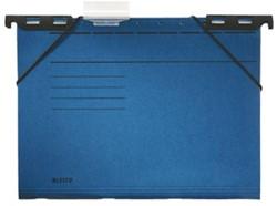Hangmap Leitz mobile divide-it-up A4 blauw inschuifbaar.