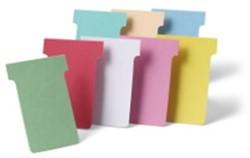 Planbordkaart Valrex/Nobo type 1.5 groen 100 stuks.