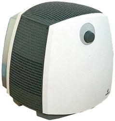 Boneco 2055W wit reinigt ioniseert en bevochtigt de lucht tot 150m3.