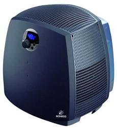 Boneco 2055D reinigt ioniseert en bevochtigt de lucht tot 150m3.