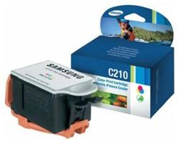 Inktcartridge Samsung C210 kleur.
