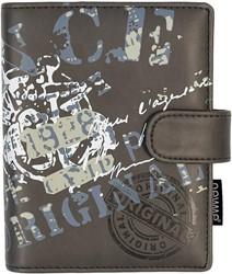 Agenda omslag Succes Junior model NewMe Original incl. inhoud 2019 7d/2pag - Kunstleer in de kleur grijs mechaniek: 15mm OJ212OR18.18S.