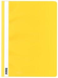 Snelhechter Kangaro kunststof A4 geel.