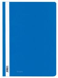 Snelhechter Kangaro kunststof A4 blauw.