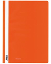 Snelhechter Kangaro kunststof A4 oranje.