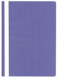 Snelhechter Kangaro kunststof A4 paars.
