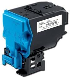Toner Konica Minolta TNP22C blauw.