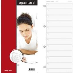 Things to do today blok Quantore 125 bladen enkelvoud.