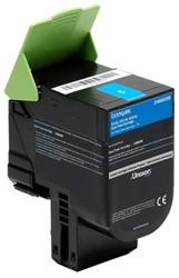 Inktcartridge Lexmark 24B6008 blauw.