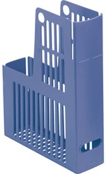 Tijdschriftencassette Esselte Collecta A4 blauw.