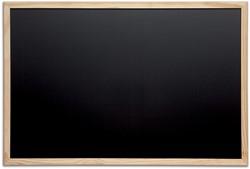 Krijtbord Maul 30x40cm houten frame.