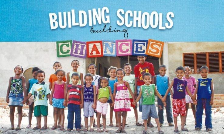 Pritt Building Schools Building Chances