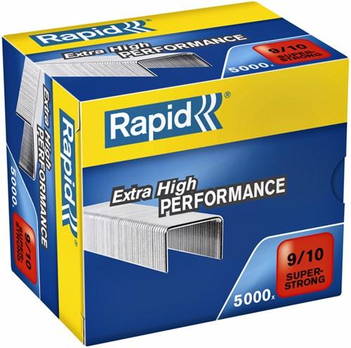 Nieten Rapid 9/10 verzinkt super strong 5000 stuks.